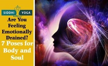 7 poses for Emotional Healing