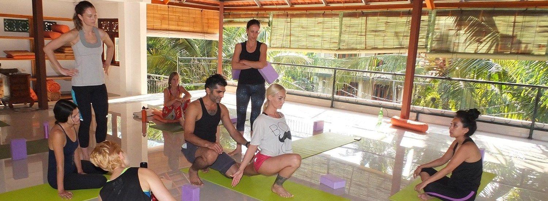 siddhi yoga teacher training bali indonesia