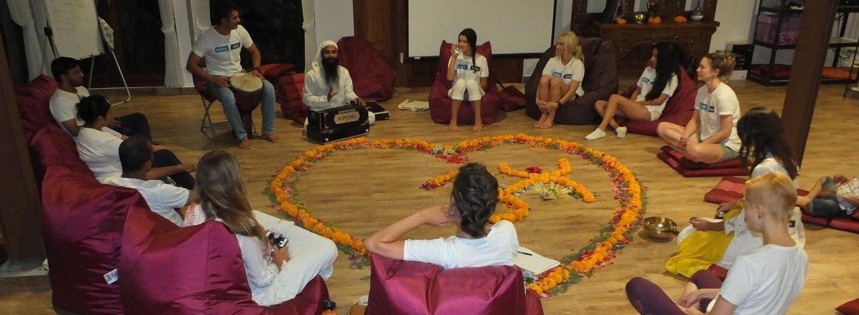 siddhi yoga teacher training ubud bali