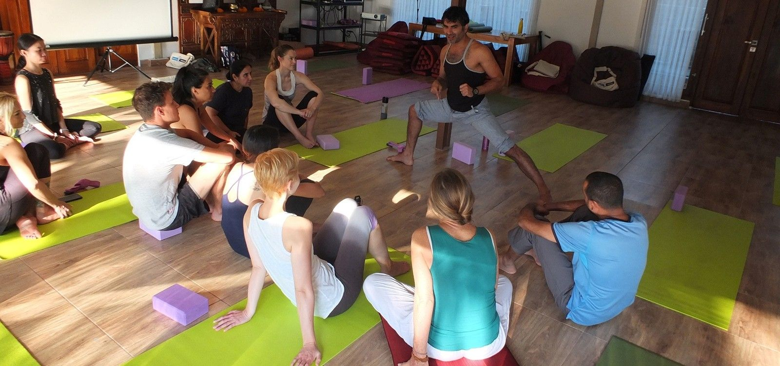 siddhi yoga training bali
