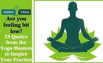 23 yoga quotes