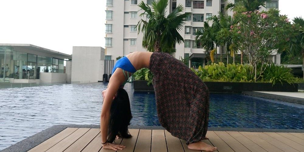 Doing Yoga Away from Home