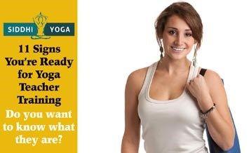 我准备好接受瑜伽老师培训了吗