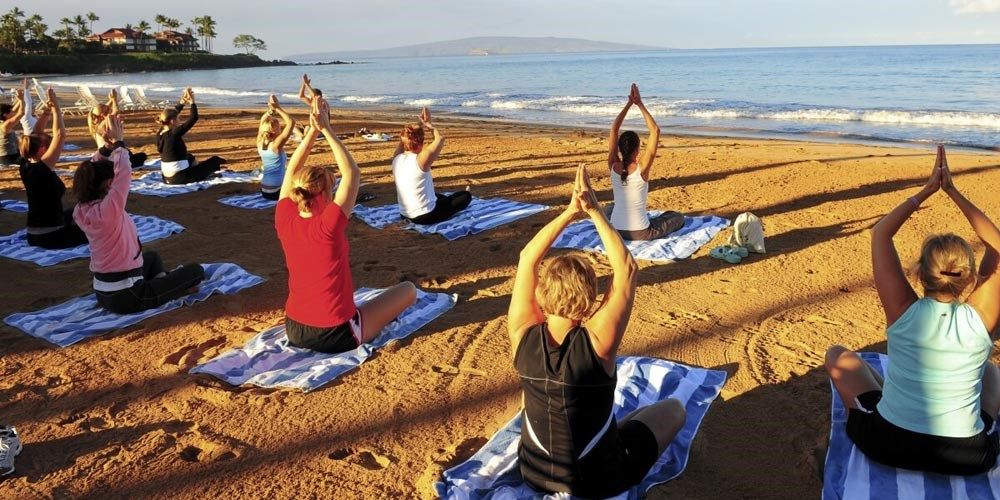 commitment yoga teacher