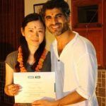 yoga teacher training review by Cindii from Malaysia