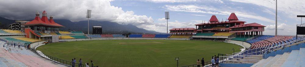 Dharamshala Cricket-Stadion