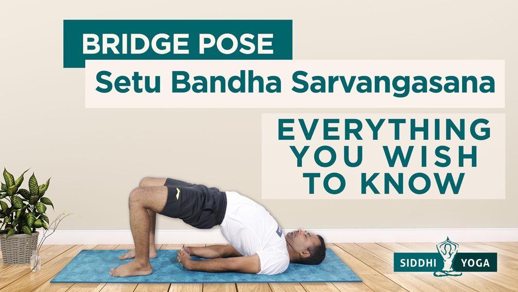 Setu Bandha Sarvangasana