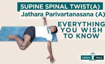 jathara parivartanasana supine spinal belly twist a