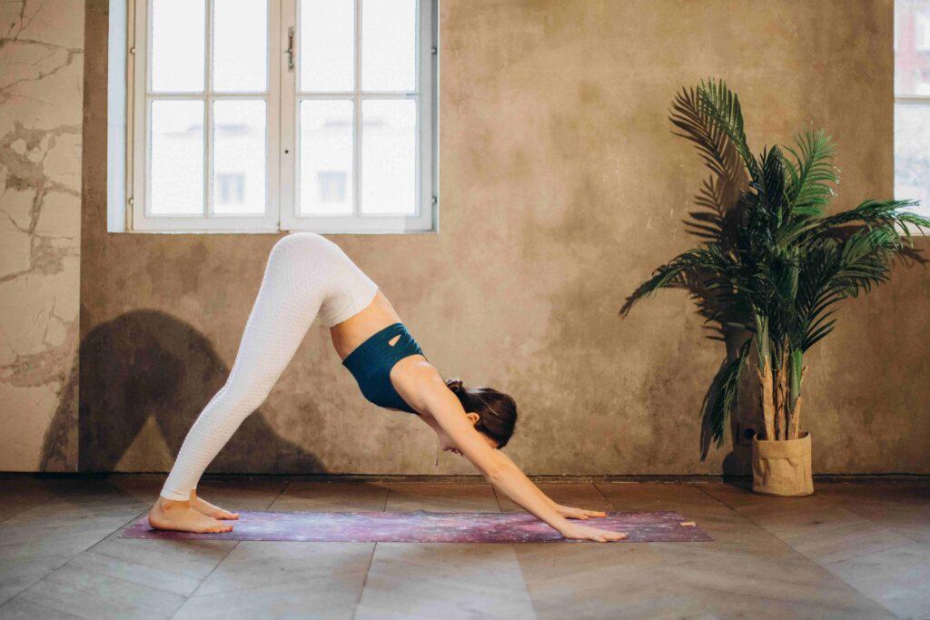 inversion stand yoga