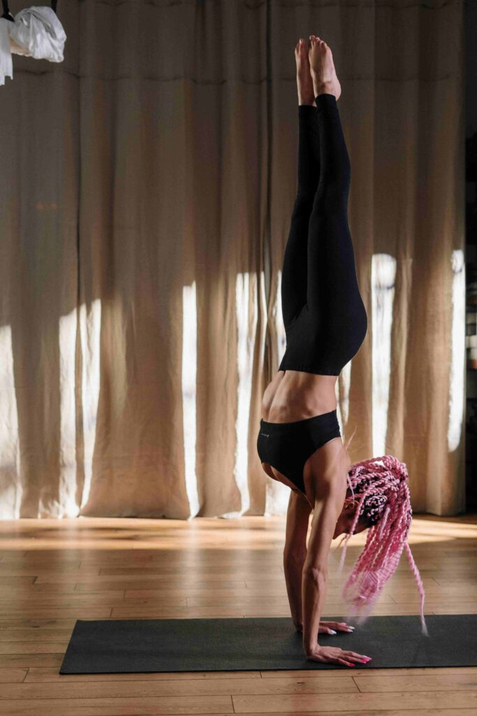 inversion yoga poses