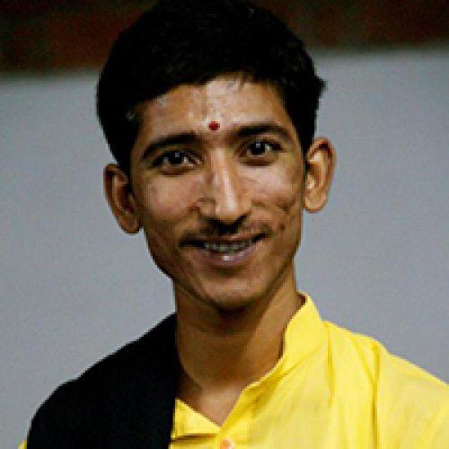 Yogacharya Sandeep Pandey