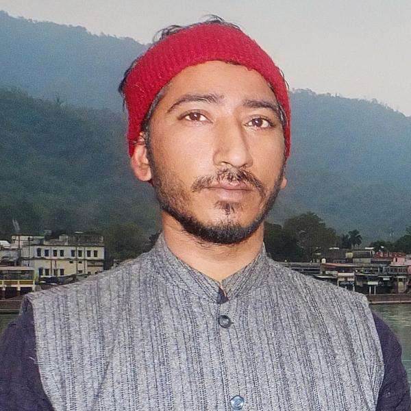 sandeep pandey indian yoga teacher