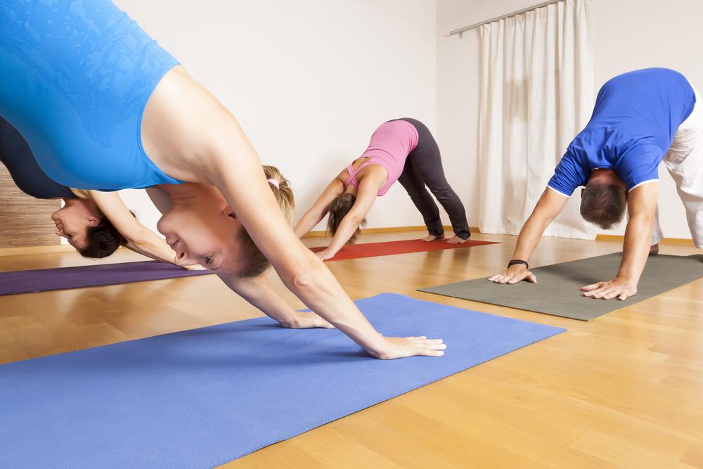many types of yoga