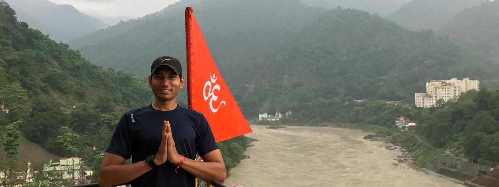 gaurav negi yoga teacher