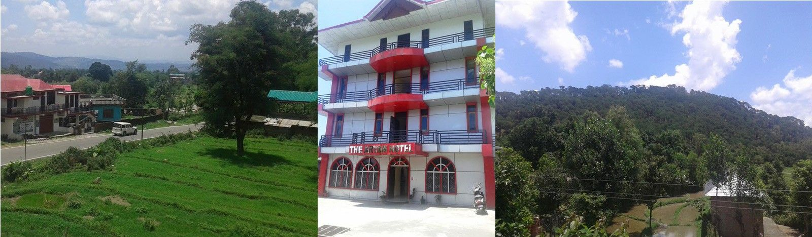 siddhi yoga dharamsala aryan hotel