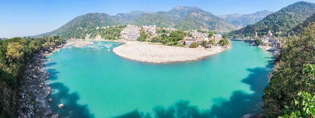 ganga river rishikesh
