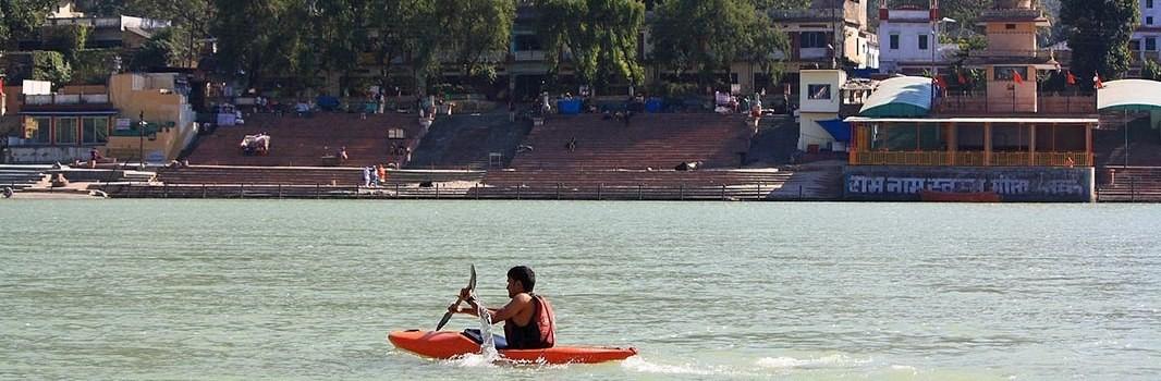 kayaking rishikesh