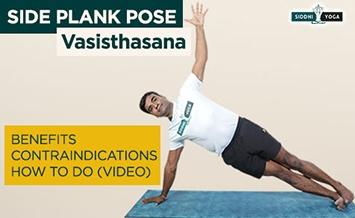 vasisthasana side plank pose