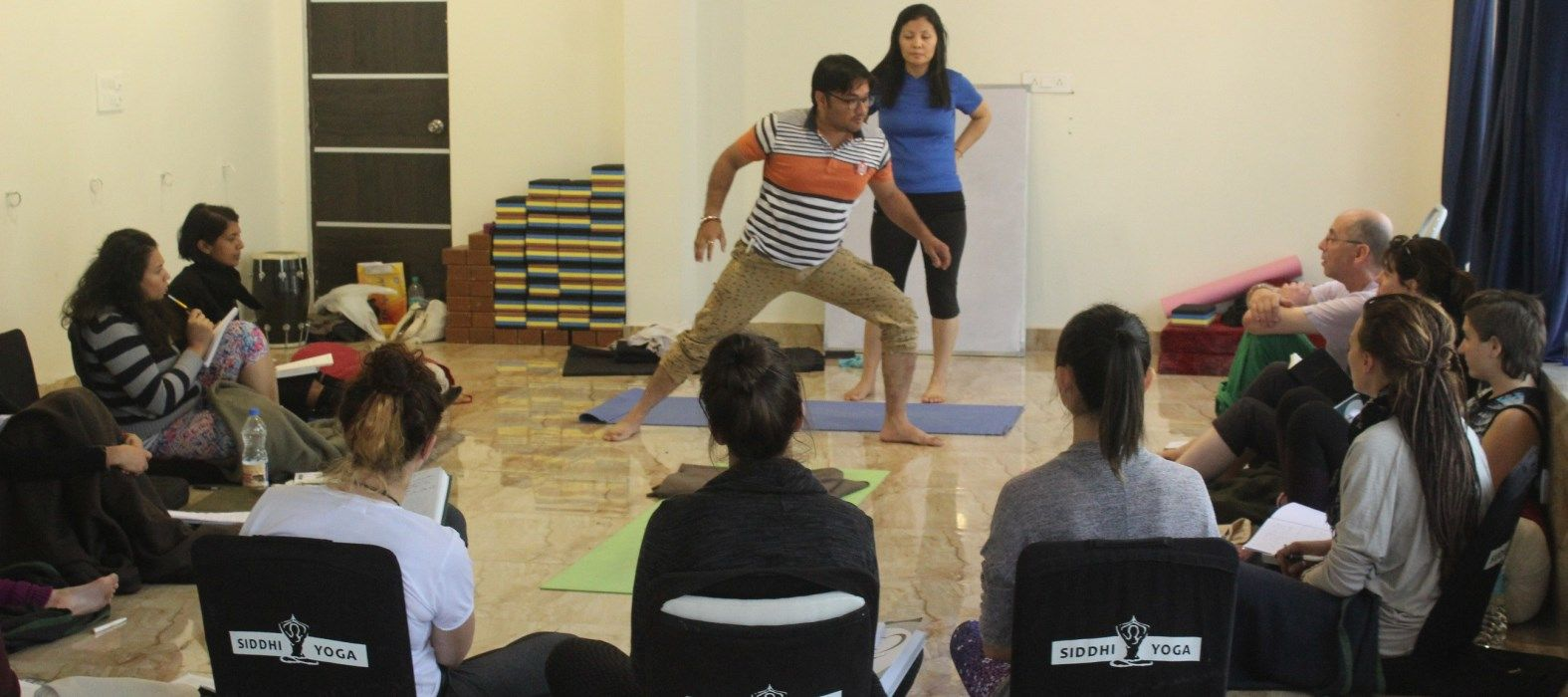 200 hr yoga therapy class