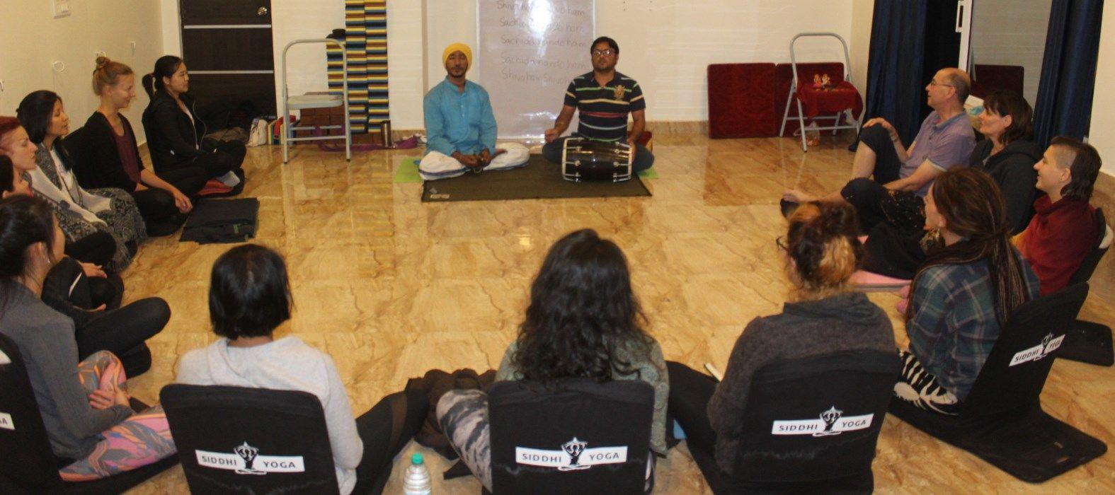 bhakti yoga teacher training rishikesh