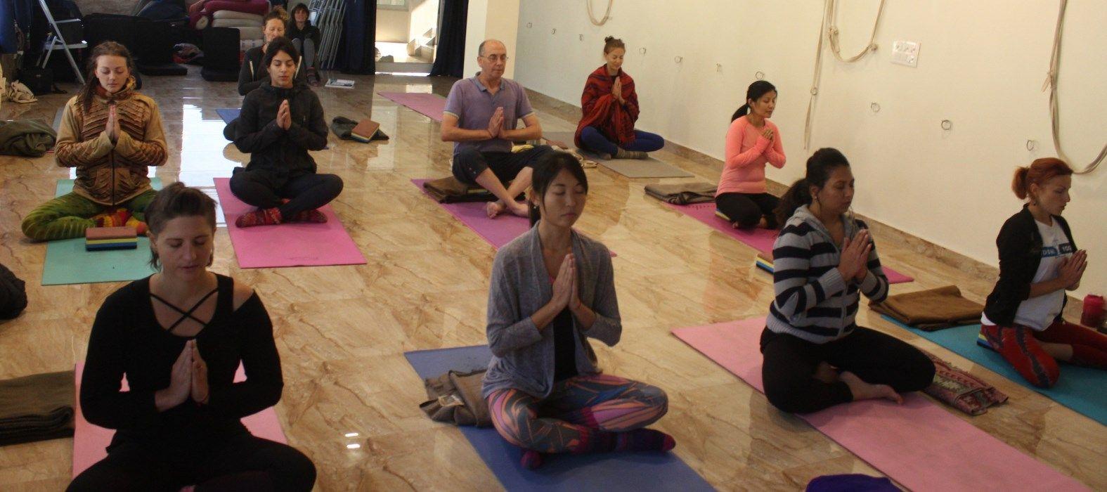 hatha yoga training course rishikesh