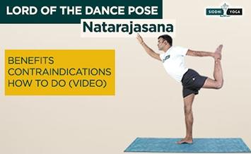 natarajasana lord of the dance pose