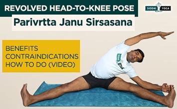 parivrtta janu sirsasana revolved head to knee pose