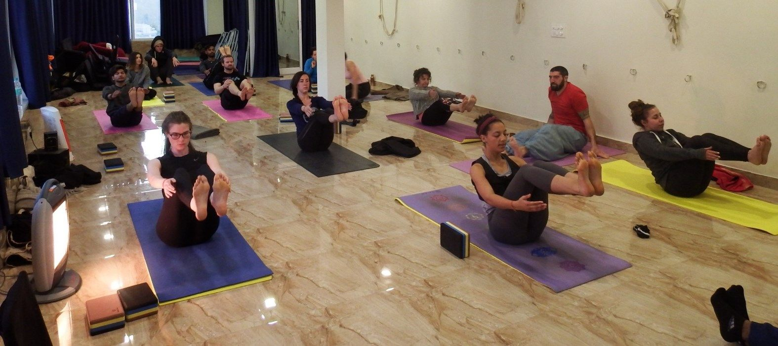 vinyasa yoga teacher training rishikesh