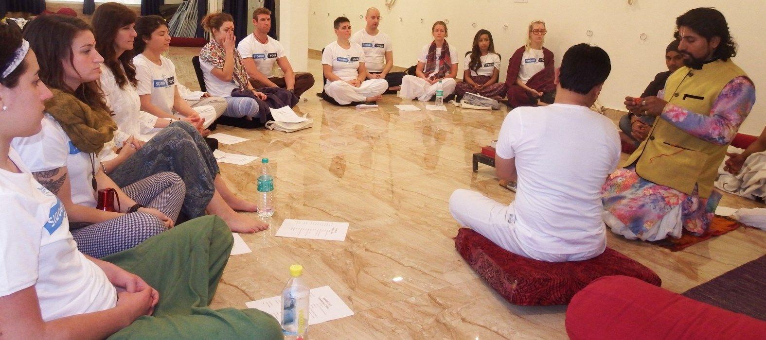 yoga alliance teacher training certification rishikesh