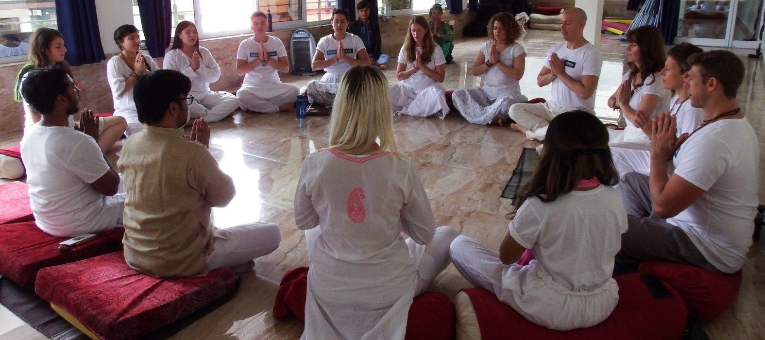 yoga teacher training closing ceremony rishikesh