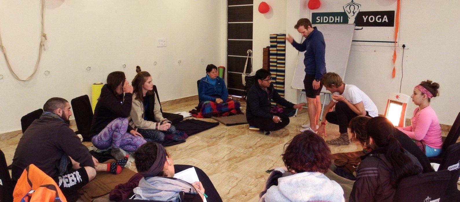 yoga therapy course class rishikesh