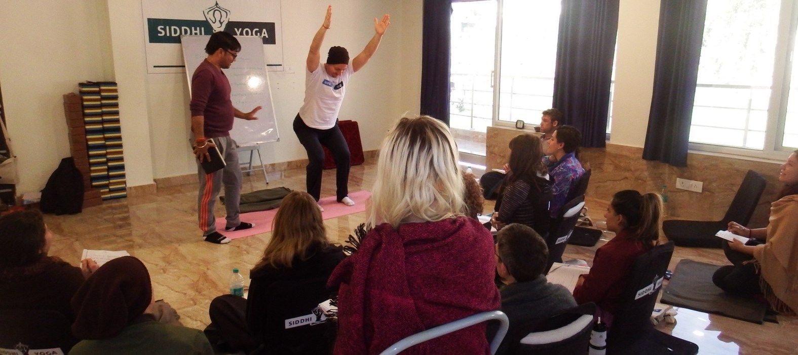 yoga therapy sequence rishikesh
