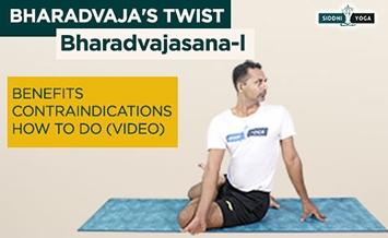 bharadvajasana 1 bharadvaja's twist