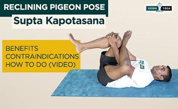 supta kapotasana reclining pigeon pose