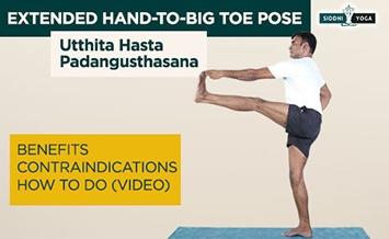 utthita hasta padangusthasana extended hand to big toe pose