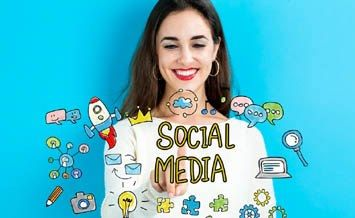 yoga and social media