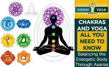 chakras yoga