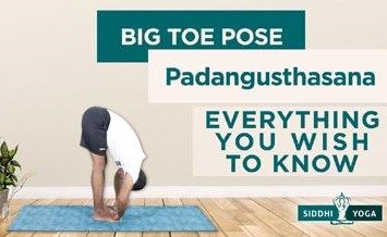 Big Toe Balancing Pose