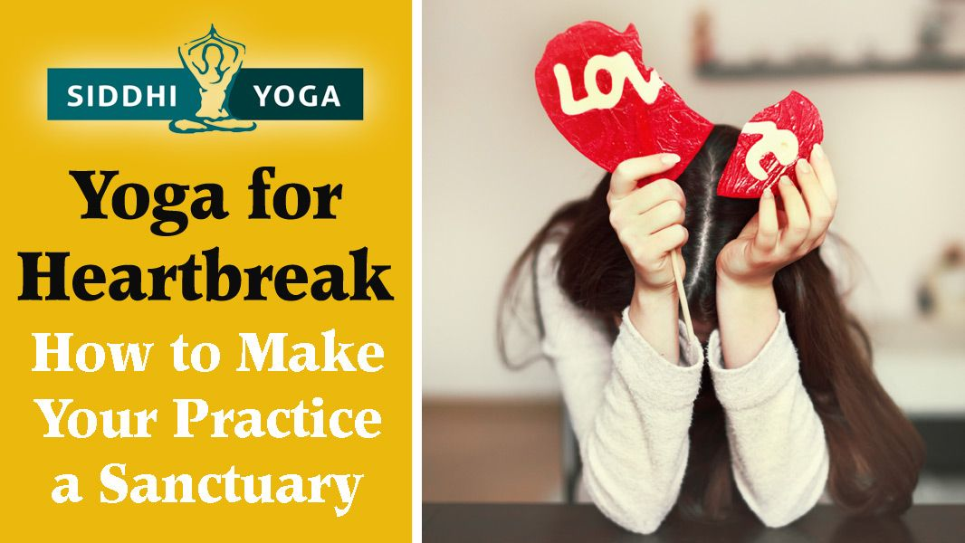 yoga for heartbreak