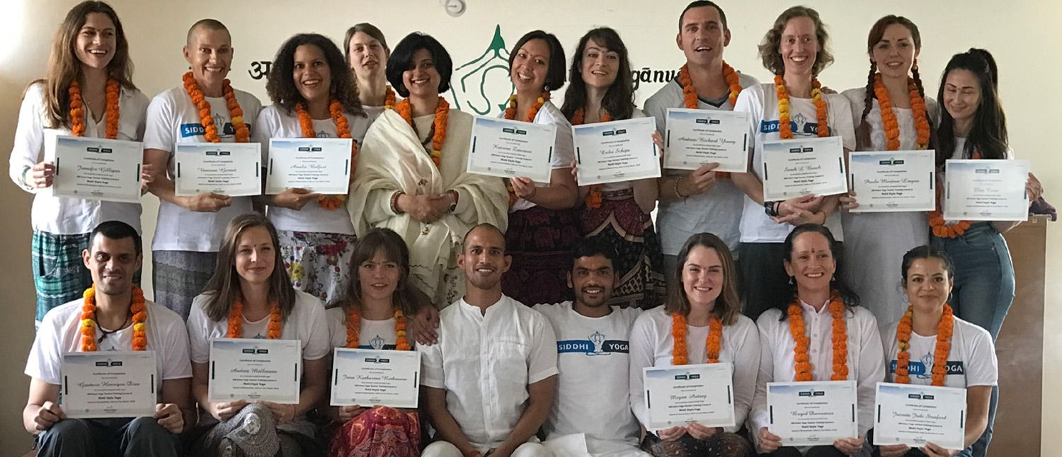 yoga teacher training certification dharamsala