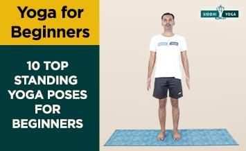 standing yoga poses for beginner