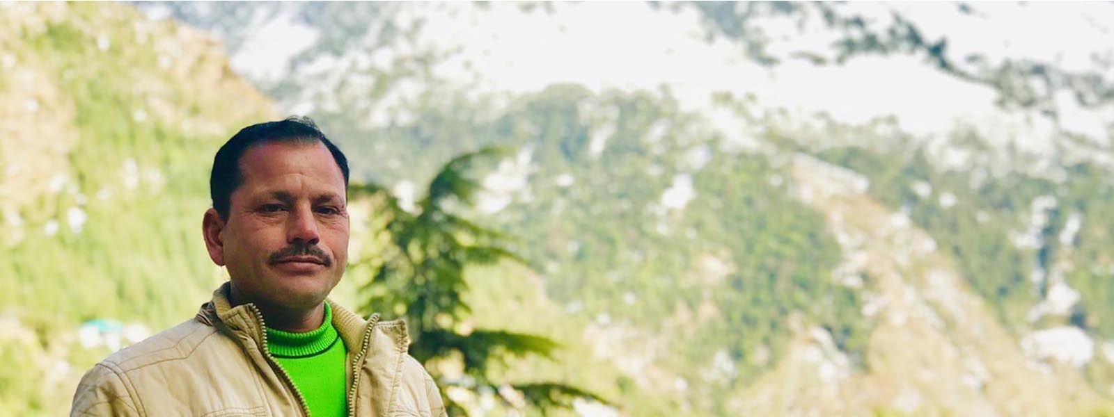 yogi surinder sharma dharamsala