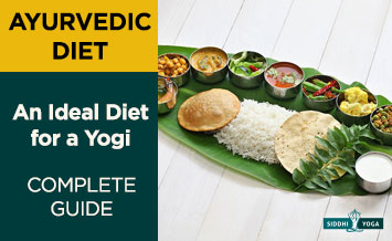 ayurvedic diet for a yogi