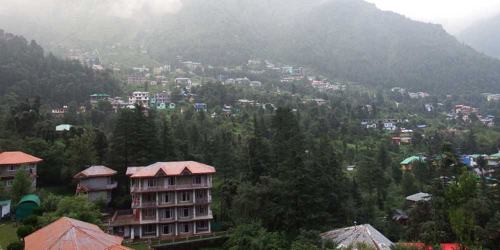 summer season in india mountains hill stations