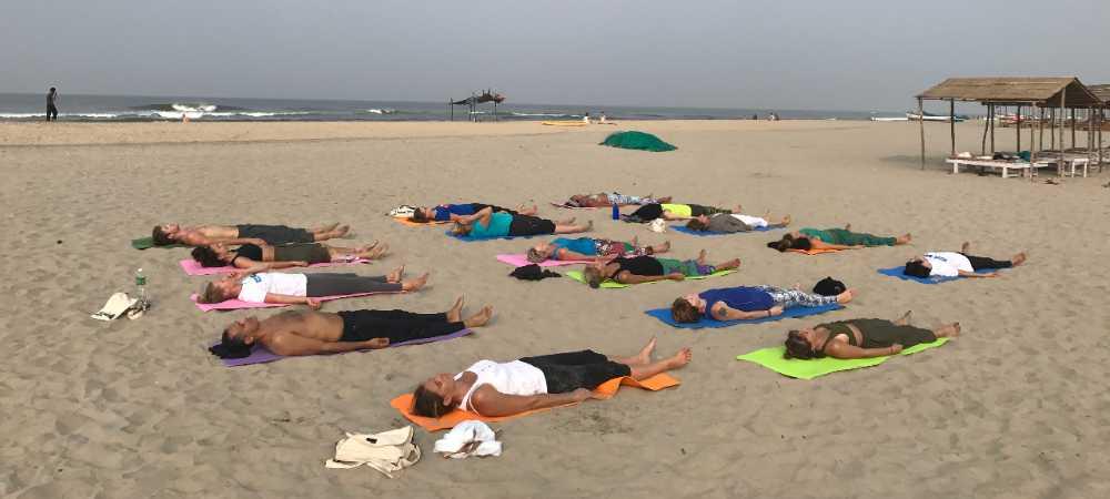 winter season in india goa beaches