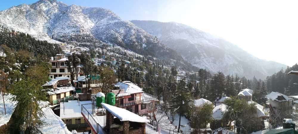 зимний сезон в Индии