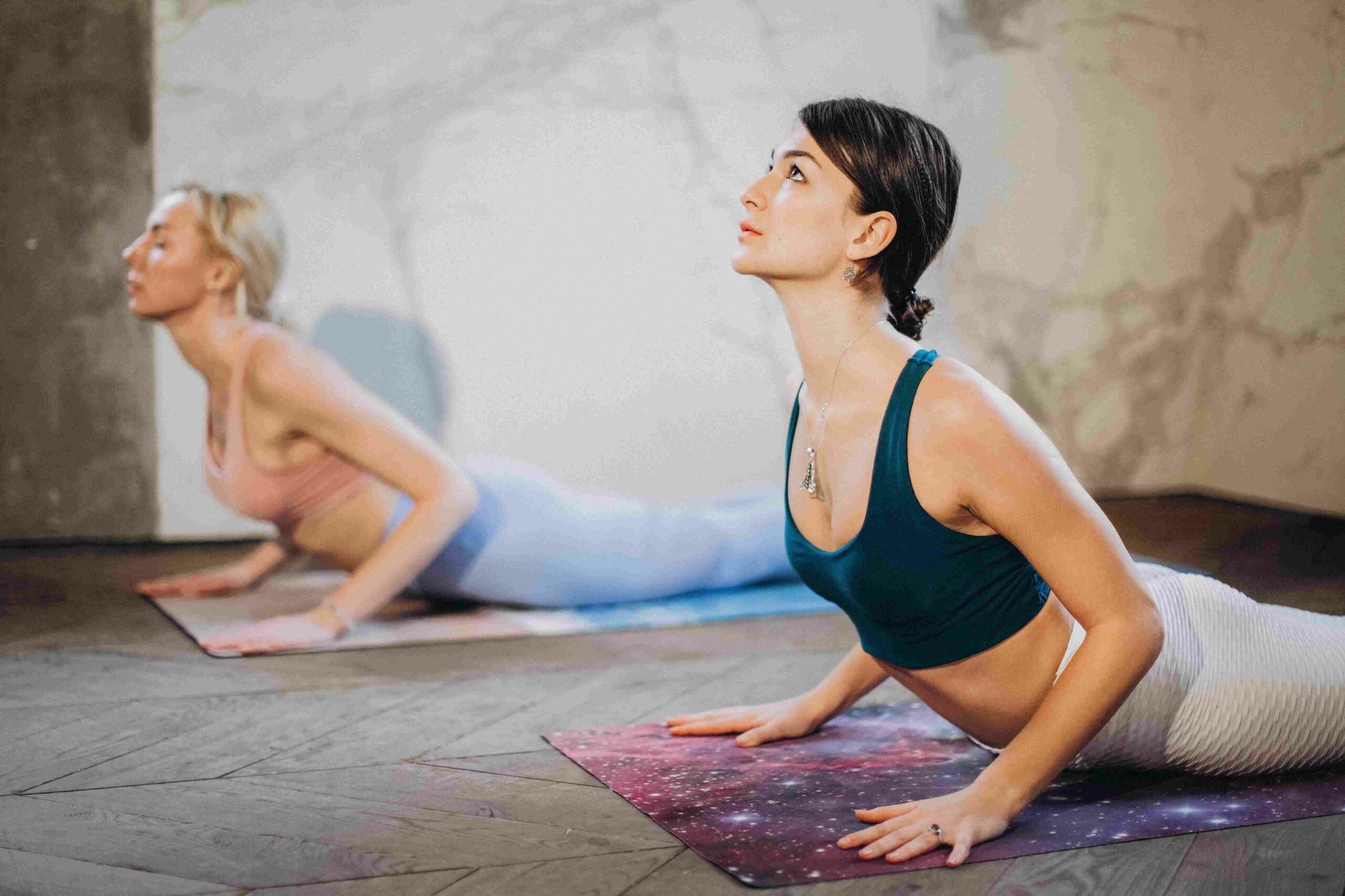 yoga training for couple