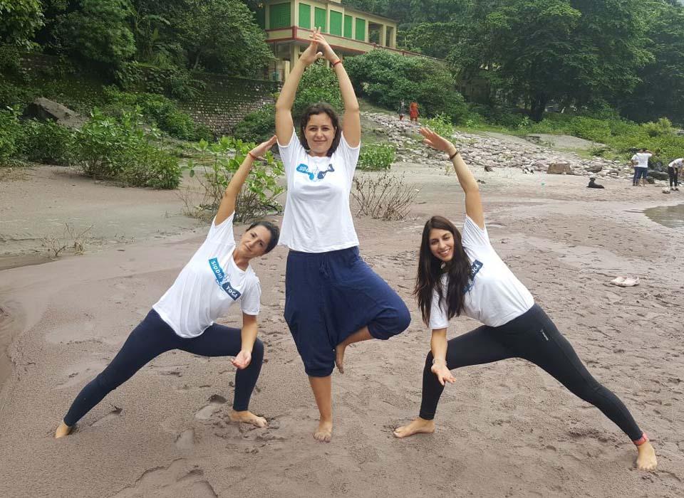 best yoga in rishikesh