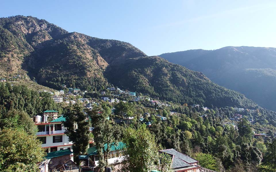 dharamshala yoga retreat