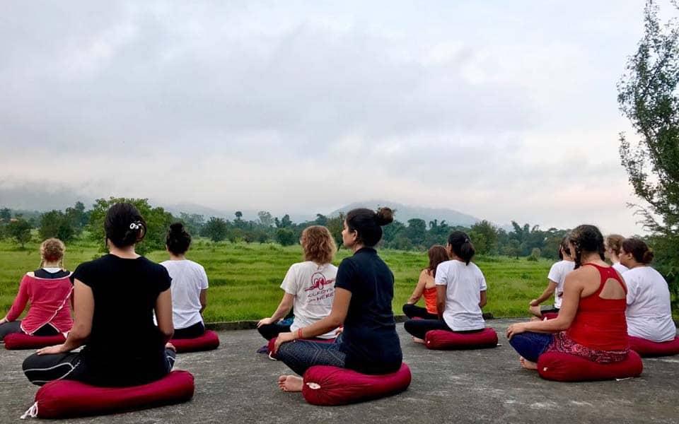 meditation retreat dharamsala india